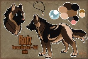 .: Ratz Sheet Ref 2013 :. by SillyTheWolf