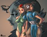 street fighter girls by redeve