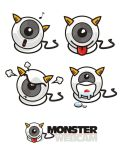 Monster Webcam by andinobita