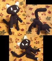Mr Mew by samanthawagner