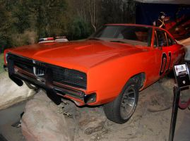 General Lee 1969 Dodge Charger by Partywave