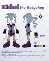 Kishal Reference + Profile 2012-2013 by Dody-Inferno