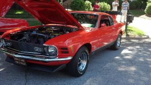 Mach 1 by benracer