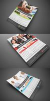 Business Corporate Flyer V4 by glenngoh