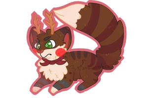 First Chibi by CatsieltheCat