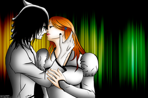Bleach | Orange and Green by Evilash-Zutara-17