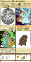 PMD The Idealists: OUTDATED by SaintPumpkinMuffin
