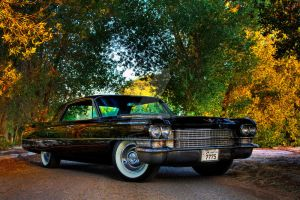 1963 Cadillac Deville by Mishari-Alreshaid