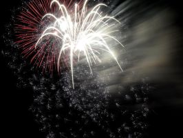 Fireworks-1376 2010 by PeaceFrogArt