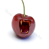 Evil Cherry by Think-Creative