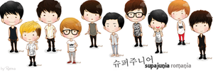 Super Junior Romania Fanclub3 by razna4820