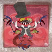Cho' Gath - League of Legends by iveinbox