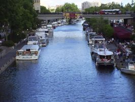 Rideau Canal by Joey1992911