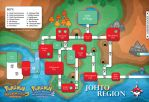 Pokemon Johto Map HGSS by cow41087