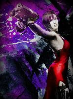 Ada Wong by WordierBravo7