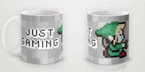 Link Cup by edgargs