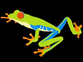 Treefrog by 3XEkyoot