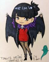 Meimi the Vampire Queen by PucchiQ