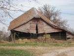 Barn by The Old Place by RonTheTurtleman