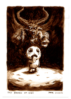 Fanart : the Binding of Isaac by Tink29