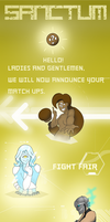 Sanctum OCT: Round 1 Begin! by FastAndDelicious