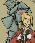 The Elric Brothers by SamColwell