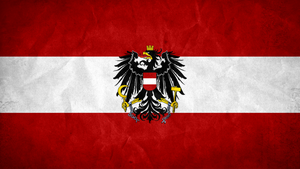 Flag of Austria Grunge by SyNDiKaTa-NP