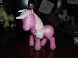 WIP: My Little Pony 'Old Meets New' Custom 3 by UniqueTreats