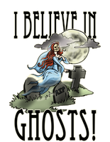 I do believe in ghosts by jupiterjenny