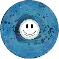 BlueScratched CD Label by masonmouse