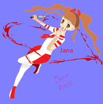 Jana don't hurt my feelings by sillywownow