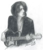 Joe Perry by LatinPrincess17