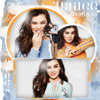 #PACK PNG# Hailee Steinfeld. by MarEditions1