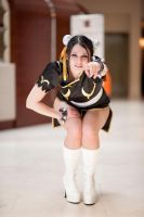 Evil Chun li 1 by Gore-Whore-Sarah