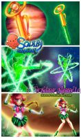 Squiby adoptable: Sailor Jupiter by Axsens