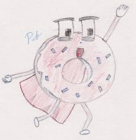 Donut hero by Put-Putt