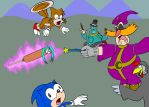 DSD #26 - You're a Wizard, Robotnik. by Kyuuen
