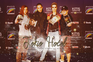Wallpaper: Tokio Hotel 3 by schaferlisting