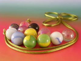 marbles... by leona007