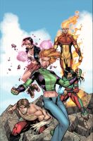 Gen 13 by atombasher