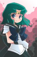 Sailor Neptune by Hadibou