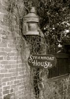 the steamboat house by DramaQueenB