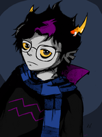Eridan (Colored) by yellowgal01