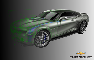 Chevrolet Camaro by JayC79