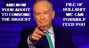 Important Message from FOX News Bill O'Reilly by icu8124me