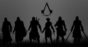 Assassin's Creed: Shrouded in Darkness by MagnumMaster