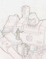 z00t's 10: Ozai and Megatron by z00tz00t