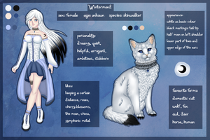 Wintermond Reference Sheet by xWintermondx