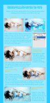 Tutorial: Frozen in Ice by reno-fan-girl-Stock