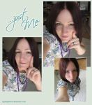 Just Me by kayleighloire